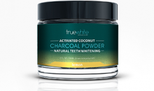 True Company-Truewhite Activated Lemon Charcoal Powder, a $144 Value for ONLY $22!