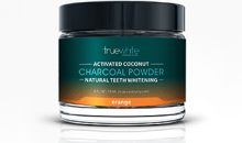 True Company-Truewhite Activated Orange Charcoal Powder, a $144 Value for ONLY $22!