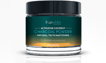 True Company-Truewhite Activated Cinnamon Charcoal Powder, a $144 Value for ONLY $22!