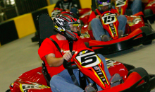 Pole Position Raceway-$34.95 for 3 Same Day Races Plus 1 Year Race License at Pole Position Raceway! ($66 Value)