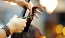 Vogue Hair Salon & Spa-Haircut, Shampoo and Blow-Dry at Vogue Hair Salon, a $45 Value for Only $20!
