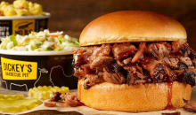 Dickeys Barbecue Pit-$10 of Food and Drinks at Dickey's Barbecue Pit for Only $5 - PURCHASE UP TO 5!