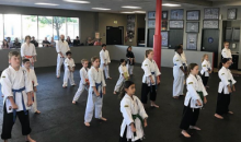 Yamashita Karate-$19 for Four Karate Classes and a Uniform or $29 for Eight Karate Classes and a Uniform!