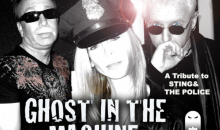 Heyday-$25 For Two Tickets to THE POLICE / STING Tribute: GHOST IN THE MACHINE!