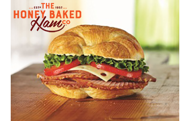 HoneyBaked Ham-50% off Two Signature Sandwiches at HoneyBaked Ham, a $14 value for only $7!