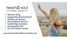 Heart and Soul Fitness Studio-3 Classes + Fitness Assessment, a $64 Value for ONLY $15!