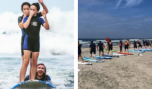RW Surf Boards/ Whitlock Industries LLC-$59 for a 2 Hour Paddle Board Lesson or 2 Hour Surf Lesson Including Rentals