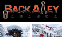Tri Valley Entertainment -One Hour Escape Room plus One Laser Maze Game at Back Alley Escape Room!!