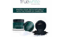 True Company-Choose from 4 Flavors of Activated Charcoal Teeth Whitening Powder, a $144 Value for ONLY $20 each!