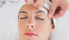 Vogue Hair Salon & Spa-Brow, Lip and Chin Wax at Vogue Salon & Spa, a $42 Value for Only $21!