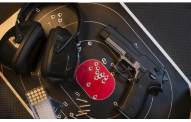 Hole in the Wall-50% Off Two Range Passes, Two Targets & Gun Rental at Hole in the Wall Shooting Range for Only $19!