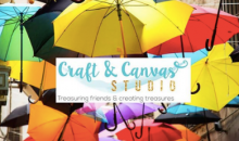 Craft and Canvas-Paint Your Own Pottery