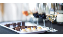 Baums House of Chocolate & Gourmet Popcorn-Chocolate Creation Class & Wine for Two People, a $110 Value for ONLY $55!