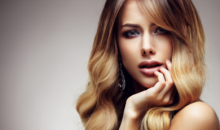 Pure Beauty Salon-Organic Color & Cut or Cut & Partial Highlight at Pure Salon