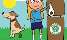 Doody Pros LLC-One Month of Dog Waste Removal Services by Doody Pros, a $100 Value for ONLY $50!