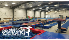 All American Gymnastics-$25 Open Gym Card at All American Gymnastics for only $10! **Limited Amount Available**