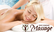 Body Compass Massage LLC-30-Minute Infrared Sauna Sessions PLUS 60-Minute Massage at Body Compass Massage for Only $59!