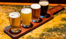 Craft Brewing Company -Half-off Flight of Craft Beer (4 tastings)