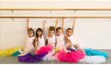 Dance Images West-51% Off Princess Ballerina & Contemporary Day Camps   **Limited Number Available**