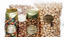 Baums House of Chocolate & Gourmet Popcorn-6 Bags of Mix + Match Gourmet Popcorn, a $30 Value for ONLY $15!
