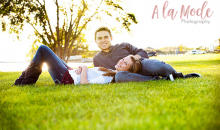 A la Mode Photography-One Hour Mini Family Photo Shoot at A la Mode Photography, a $250 Value for ONLY $99!