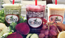 Robeks-$5 for $10 Worth of Fresh Juice, Smoothies and more from Robeks!
