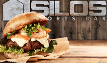 Silos Sports Bar & Grill-$14 of Food & Drinks at Silos Sports Bar & Grill, for ONLY $7!
