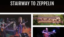 Heyday-$25 for 2 tickets to STAIRWAY TO ZEPPELIN + Laser Show @ Bel Vino Winery 8/30