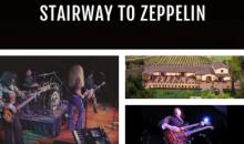 Heyday-$25 for 2 tickets to STAIRWAY TO ZEPPELIN + Laser Show @ Bel Vino Winery 8/30