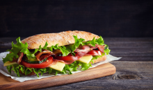Showtime Subs-$12 of Food & Drinks at Showtime Subs for Only $6!
