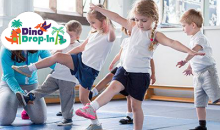 Dino Drop-In-50% Off One Month Membership at Dino Drop-In, a $20 Value for ONLY $10!