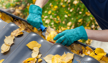 Crystal-Clear Cleaning-50% Off Professional Gutter Cleaning on Residential & Commercial, a $200 Value for Only $99!