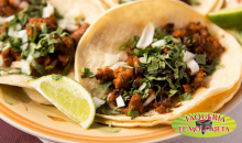 Taqueria El Molcajete-$8 of Food & Drinks at the NEW Taqueria El Molcajete for ONLY $4!