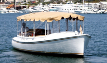 Newport Fun Tours-$67 for a 90-Minute Electric Boat Rental! ($150 Value)