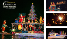 Newport Landing-50% OFF Multiple Ticket Options for Holiday Festivities at the Newport Boat Parade and Holiday Light Cruise