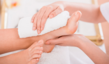 Sweet Pineapple Spa-$19 for One Hour Organic Luxury Spa Pedicure