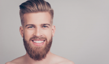 Bliss Salon with Kailyn Benage  -Men's Haircut PLUS Straitstraight Razor at Bliss Salon & Spa, $35 Value for Only $15!