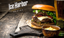 Ice Harbor-$25 of Food and Drinks at Ice Harbor @ The Marina for Only $12.50!
