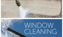 Advanced Power Washing-Up to 55% OFF Window Washing, or Driveway Cleaning!