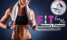 Fit for Me Fitness-$50 towards NEW membership and services at Fit For Me Women's Fitness for ONLY $25!