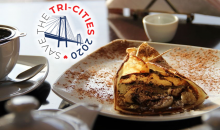 Kagen Coffee & Crepes-$50 of Beverages and Snacks at Kagen Coffee and Crepes -- ONLY $25!