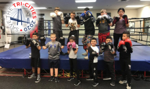 Contenders Boxing-$50 towards Classes and Training at Contenders Boxing for ONLY $25!