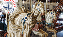 Carousel of Dreams-$50 worth of Ride Tickets at the Gesa Carousel of Dreams for ONLY $25!
