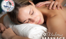 Maidstone Massage-30-Min Deep-Tissue Massage OR $50 toward an UPGRADE or CLASS at Maidstone Massage -- for ONLY $25!