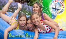 Bouncin Bins Tri-Cities-Cotton Candy OR Sno Kone Machine Rental with 50 Servings at Bouncin Bins Tri-Cities for ONLY $25!