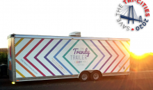 The Trendy Trailer-$50 of Clothes at LuLaRoe The Trendy Trailer -- for ONLY $25!