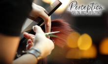 Perception Salon and Barbering-Men's Haircut, Shampoo, Beard Trim AND a Beer! A $35 value for ONLY $15!