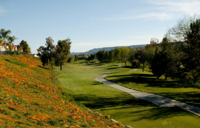 California Oaks Golf Course-One Round of Golf  with Cart and 3 New Golf Balls