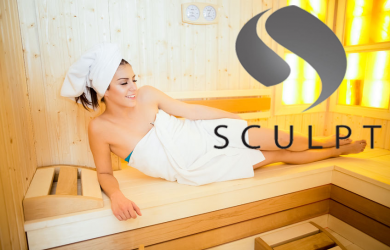 Sculpt Tri-Cities-66% off ONE Infrared calorie burning sauna session, a  $30 Value for Only $10!