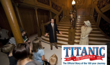Titanic The Experience-Get General Admission to Titanic The Experience for only $10.95 ($21.95 Value)
